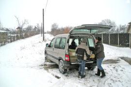 FSR Peugeot in actie